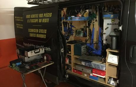 atelier de reparation