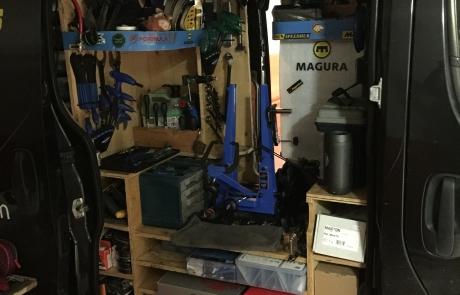 atelier reparation velo